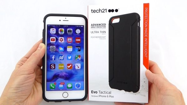 Tech21 EVO Tactical Case for iPhone 6s Plus