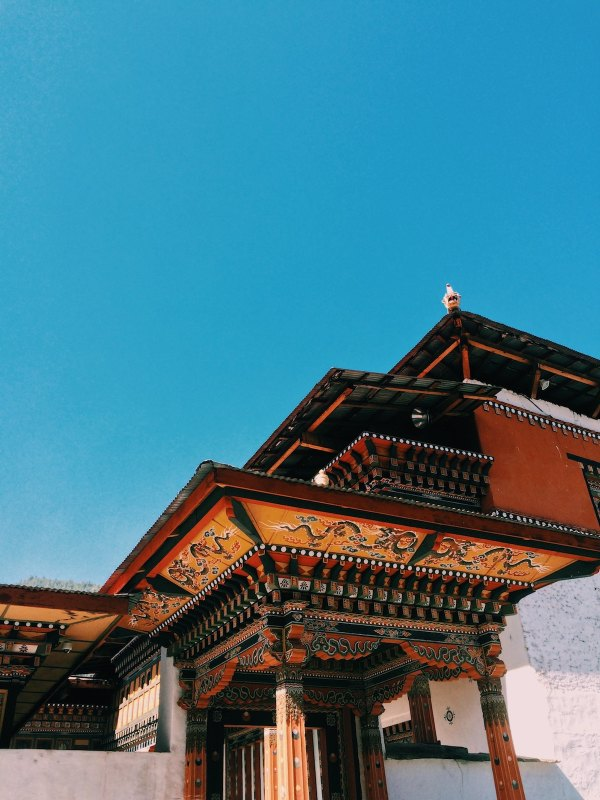 Thimphu, Bhutan Travel Guide photo by Anjali Mehta via Unsplash
