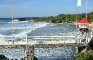 Beach in Bolinao Pangasinan