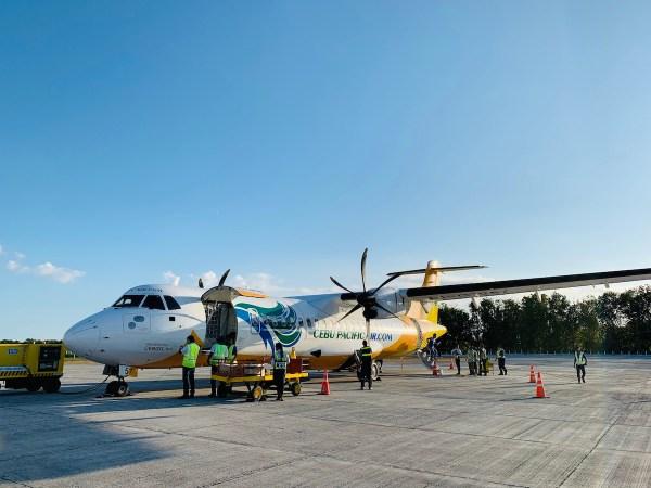 Cebu Pacific Flights from Manila to Marinduque