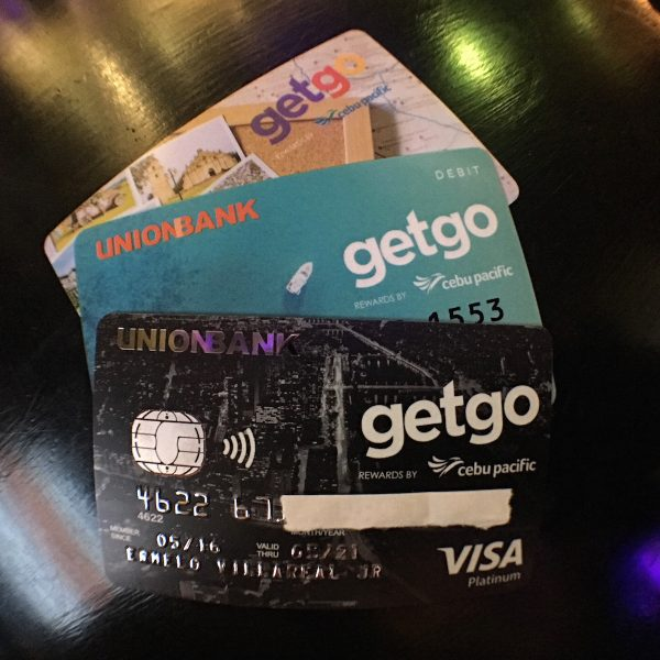 Fly for Free Faster with GetGo UnionBank Platinum Visa Credit Card