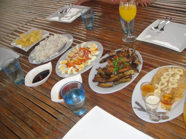 Guests are always champions at Birdland with the usual breakfast feasts