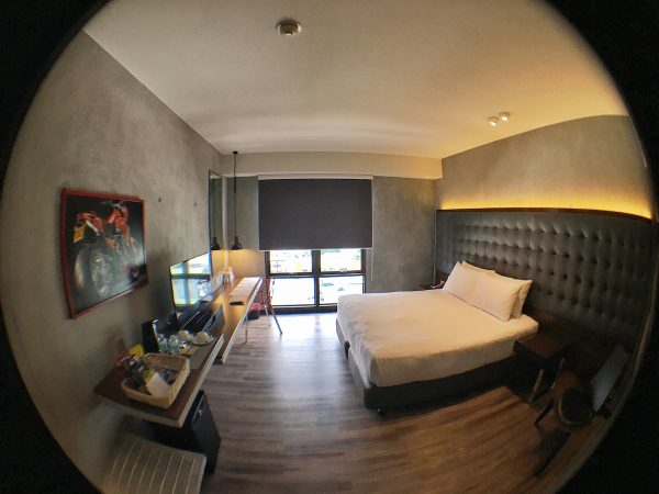 Inside my Room at B Hotel QC