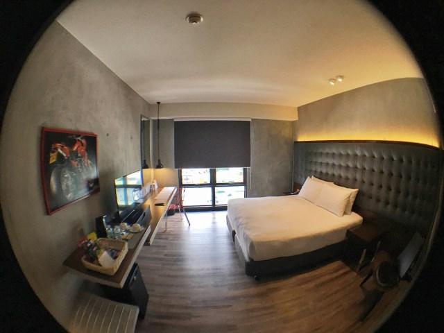 Inside my Room at B Hotel QC