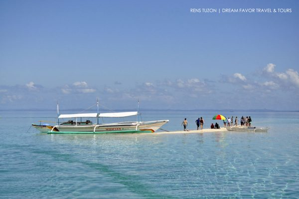 Palad Sandbar photo by Dream Favor Travel and Tours