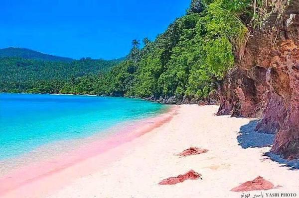Sila Island Pink Sand Beaches
