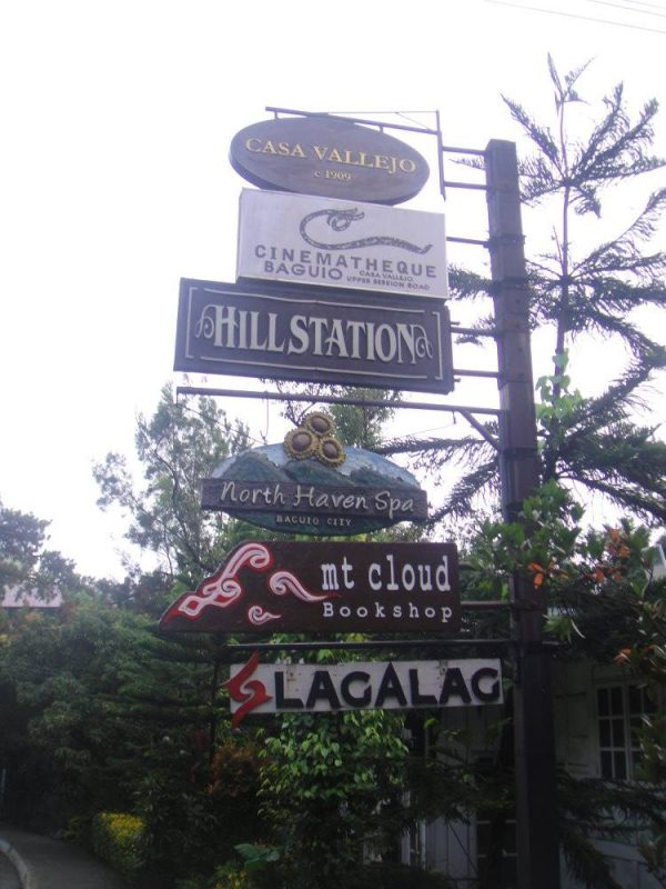 Spot Hill Station among some of the cultural institutions of Baguio City