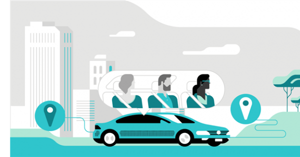 Ride with uberPOOL
