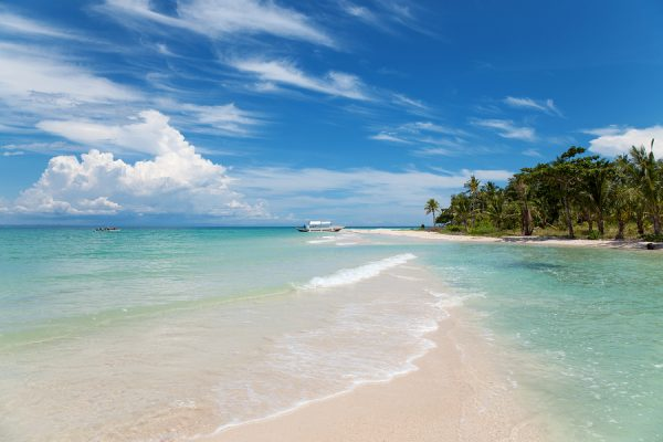 Beautiful beach on Bantayan island, Reasons to Visit Cebu