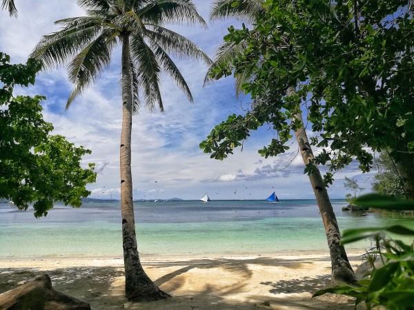 Bulabog Beach Boracay Island