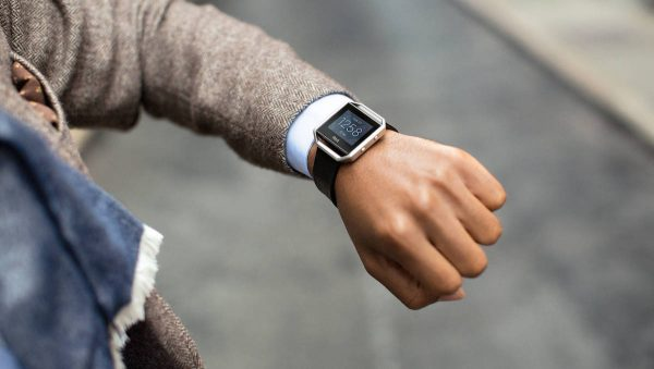 Fitbit Blaze Wearable gadget