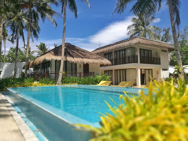 Infinity Pool at Rieseling Resort Boracay