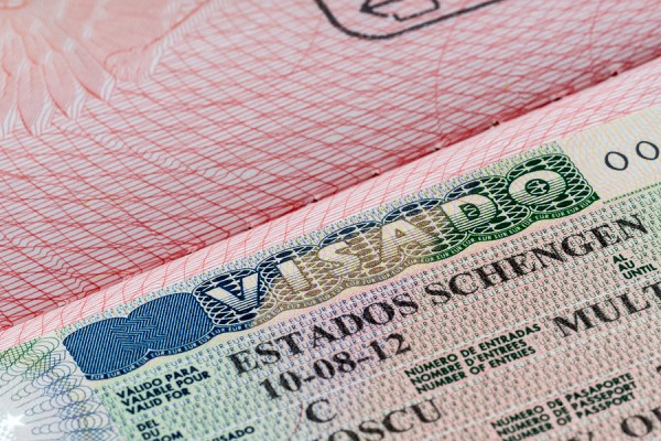 Schengen visa processes