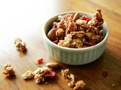 Take Root's Healthy Granola, courtesy of Take Root fb page