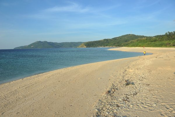Bonbon Beach and Sandbar Beaches In Romblon