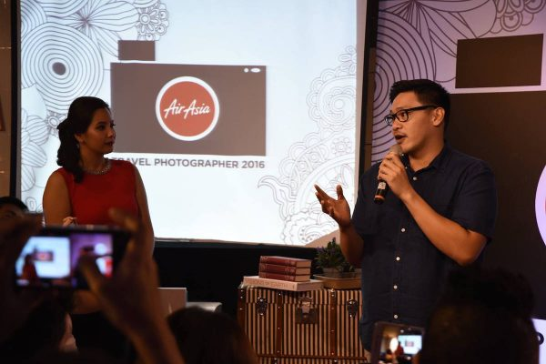 Opening Remarks from AirAsia Philippines Brand Manager, David Viray