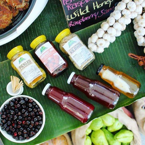 Organic Products for sale photo from The Organic Market FB Page