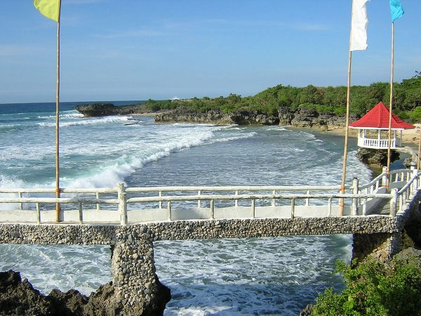 Rocky Beach in Bolinao