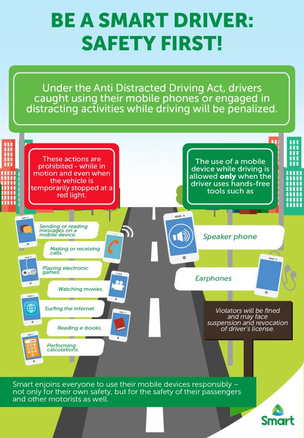 Safety First - Be a Smart Driver
