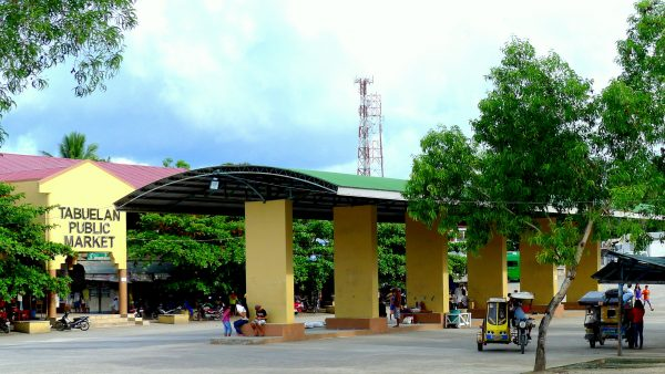 Tabuelan Public Market and Bus Terminal