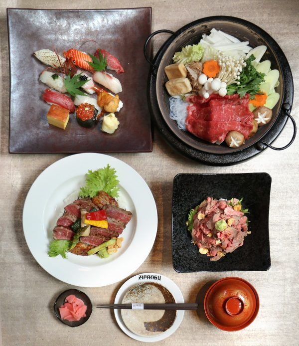 The new lunch and dinner menus at Zipangu, Shangri-La Hotel, Kuala Lumpur feature unique and delectable dishes.