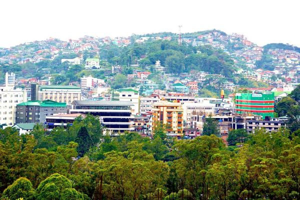 Baguio City View