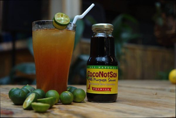 Calamansi Juice with Healthy CooNotSoy by Coconut House FB Page