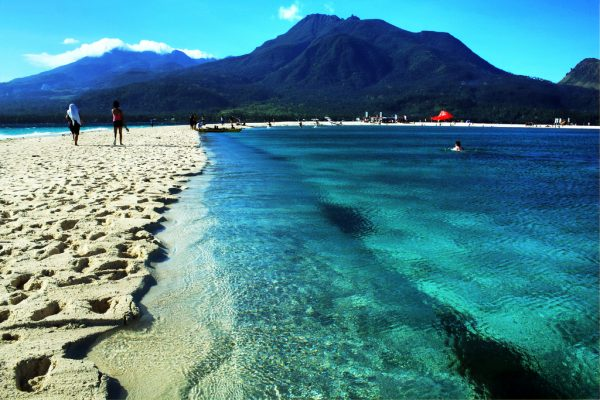 Camiguin White Sand Bar