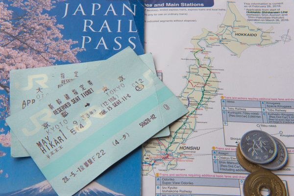 Get a JR Pass in the Philippines