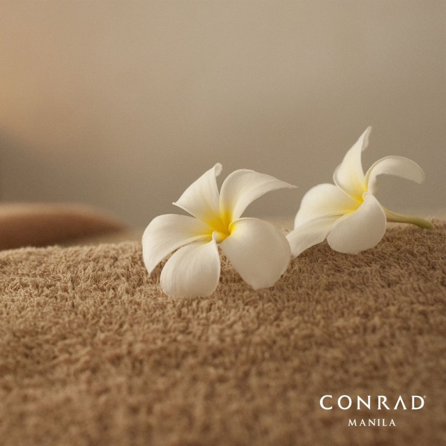 Luxurious Pampering at the Conrad Spa