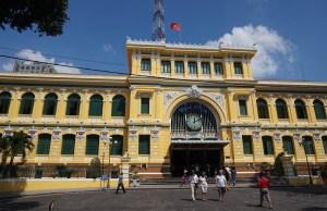 Saigon Postal Office