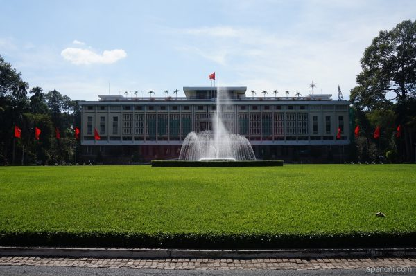 Saigon Reunification Palace Things to see and do in Ho Chi Minh City