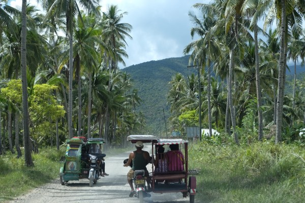 Sibuyan Island Tricycles