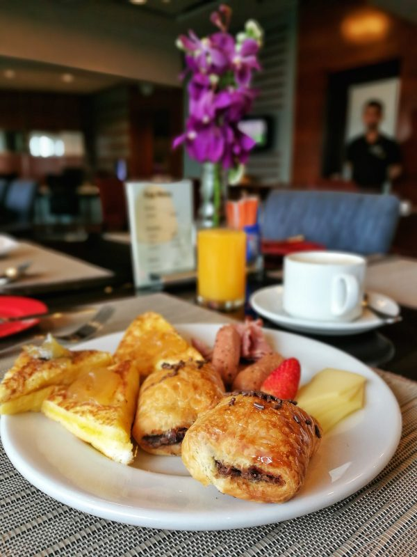 Breakfast at Novotel KL