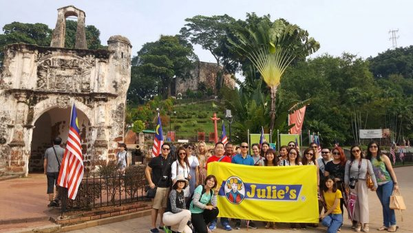 Group Shot in Malacca