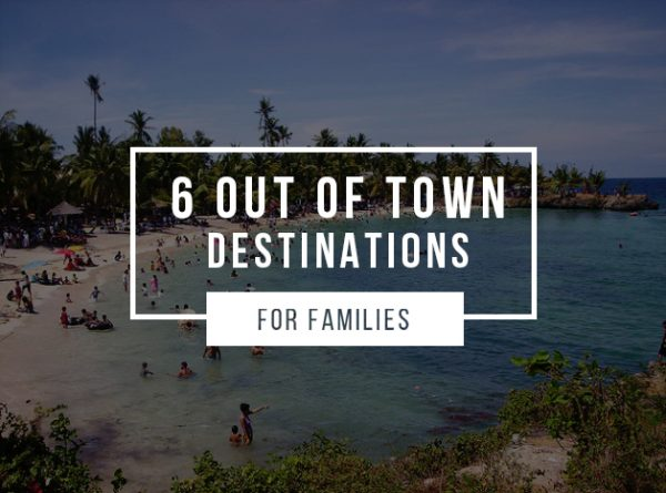 Out of Town Destinations for Families