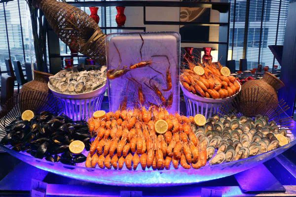 Seafood Buffet in Bangkok