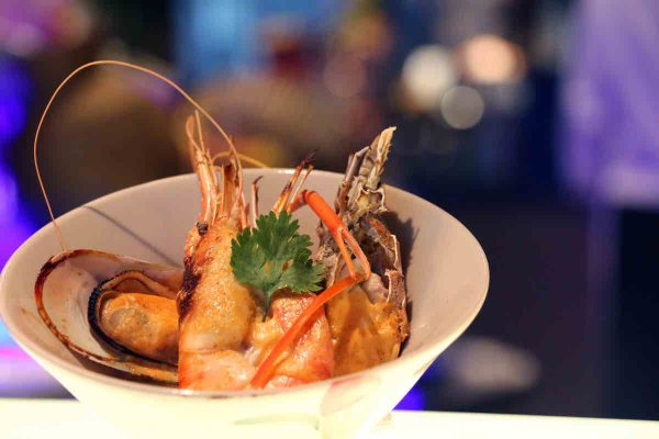 Where to Find Seafood in Bangkok