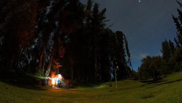 Go on Camping Weekend Getaways