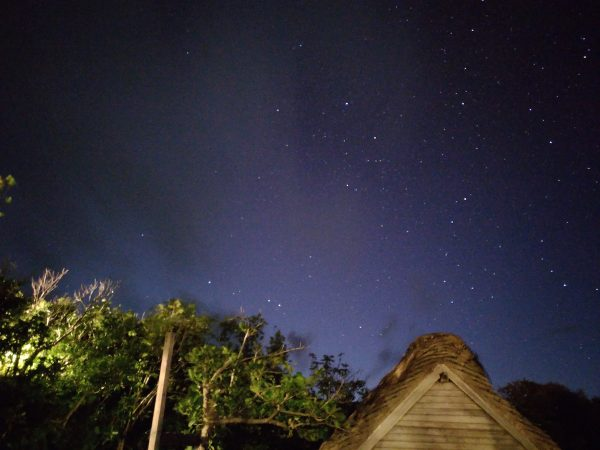 Astrophotography in Batanes
