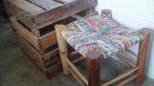 Crafty furnitures in the bedroom