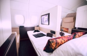 Best First Class and Best Long Haul Airline in Middle-East and Africa