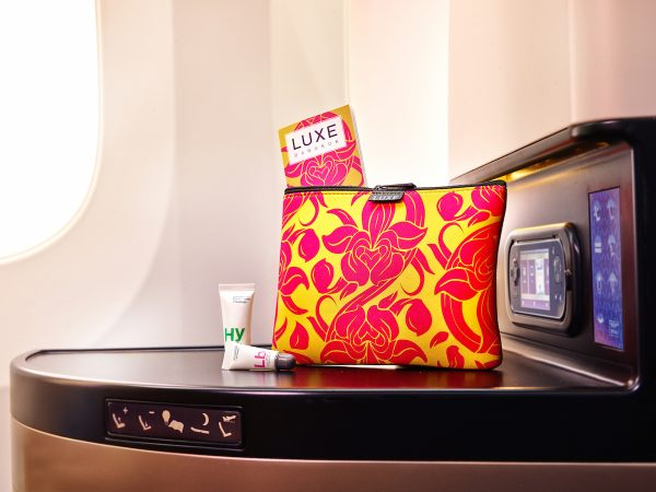 Etihad Airways Luxe Bangkok Amenity Kit