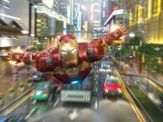 Hong Kong Disneyland Iron Man Experience