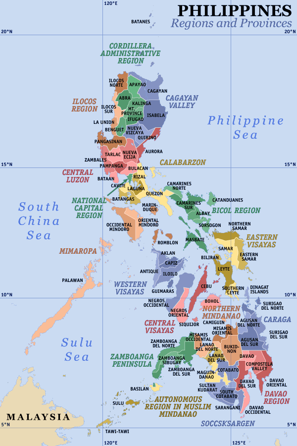 How Many Islands Are There In The Philippines? - Out of Town Blog