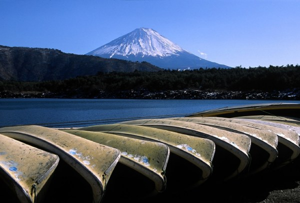 Mount Fuji Visit in Japan
