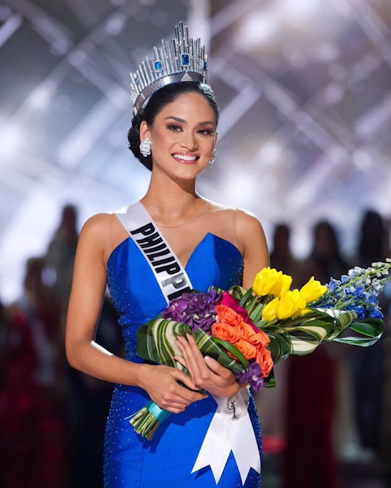 Pia Alonzo Wurtzbach also confirms that Miss Universe 2016 will be in Manila next year