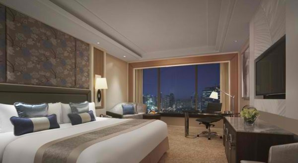 Edsa Shangri-la Manila Luxury Rooms