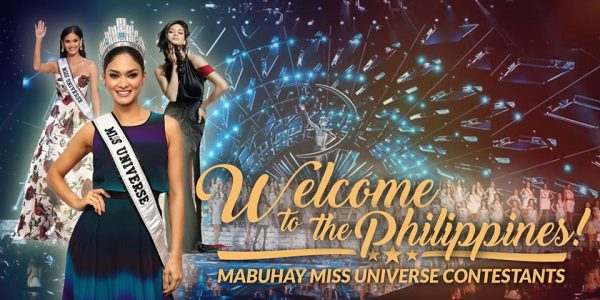 Miss Universe 2016 Welcome Party