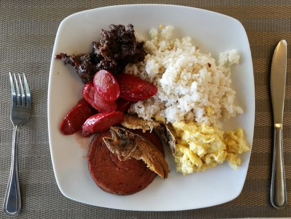 Pinoy Breakfast Buffet